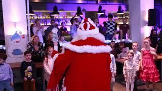 Новогодняя шоу-программа для детей от Snowman Show