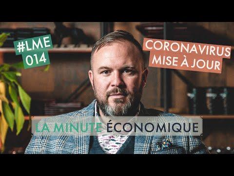 #LME 014 La Minute Économique de l'immobilier multilogement MREX: Coronavirus - Mise à jour