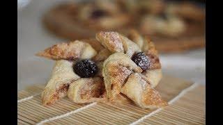 Cherry Pinwheel Cookies - Magda