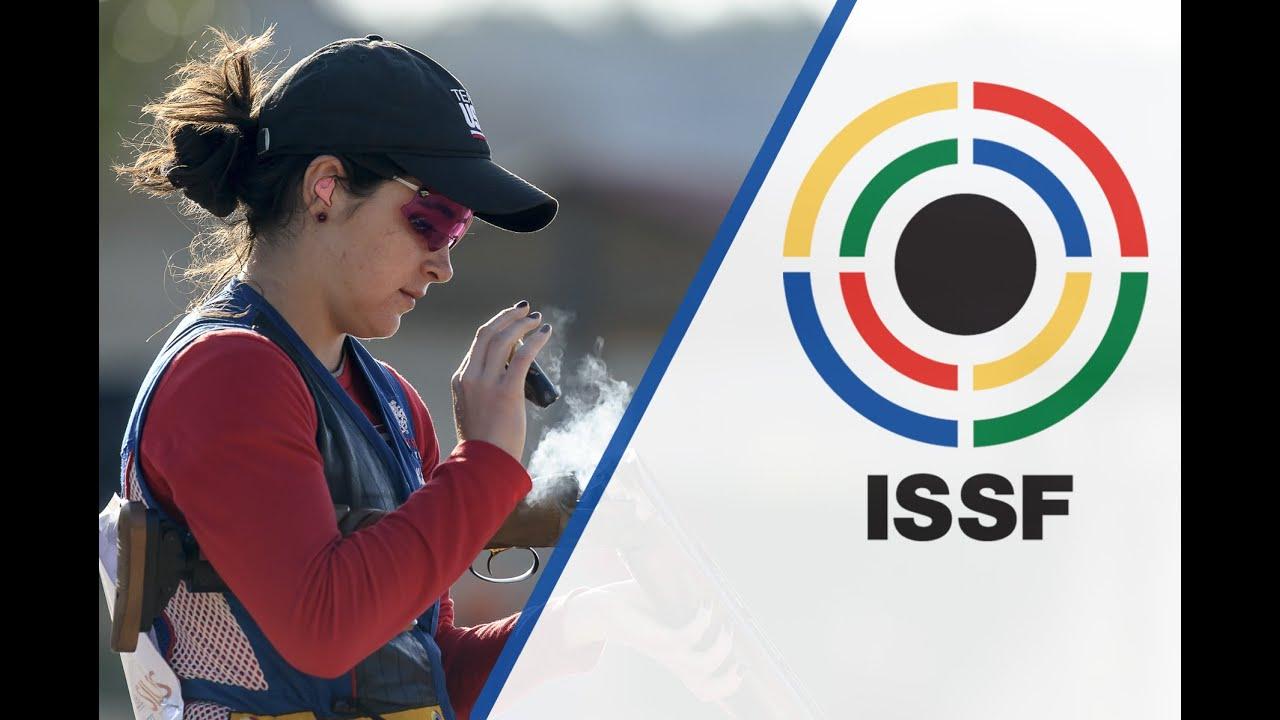 Download Interview with Katharina Monika JACOB (USA) - 2016 ISSF Shotgun World Cup in Nicosia (CYP)