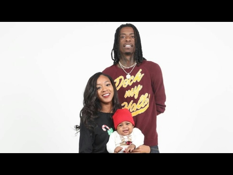 RichHomieQuan's baby mother being petty