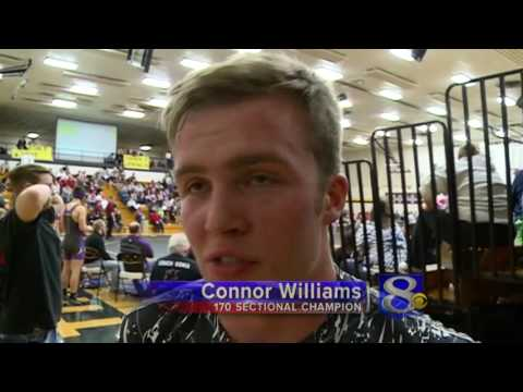 2/18/17 - Wrestling - WIAA Division 1 Sectionals