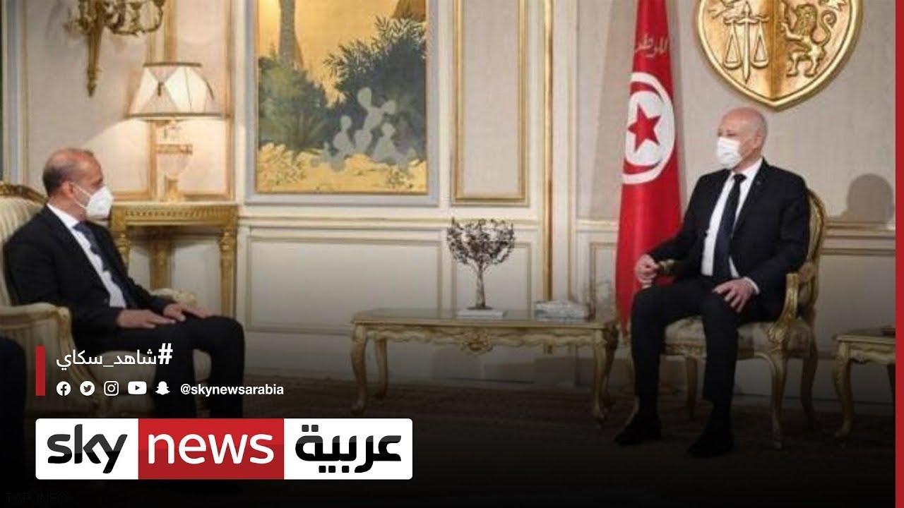 تونس/تعليق اختصاصات البرلمان ورفع الحصانة عن النواب  - نشر قبل 5 ساعة