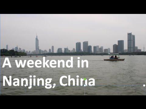 Weekend Trip to Nanjing, China