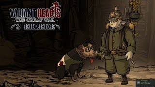 Нумограй Українською - Valiant Hearts #9 [Собака в протигазі!!1]