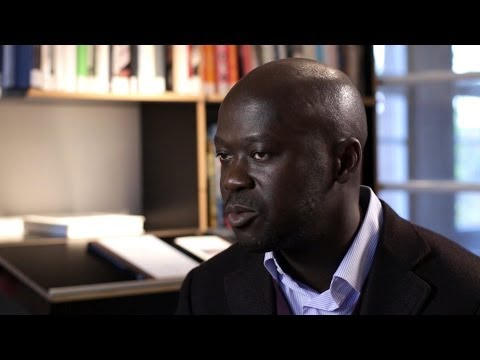 David Adjaye | November Interviews Stuttgart