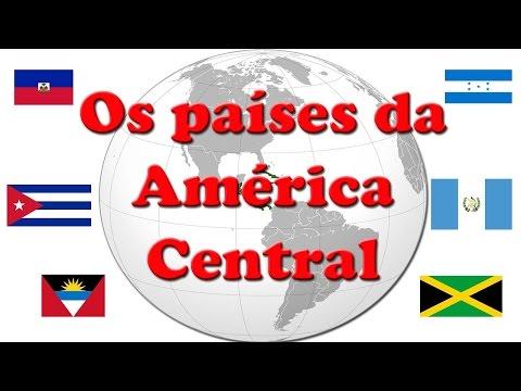 Os Países da América Central