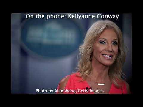 Kellyanne Conway on New Jersey 101.5 talking Trumps impeachment inquiry