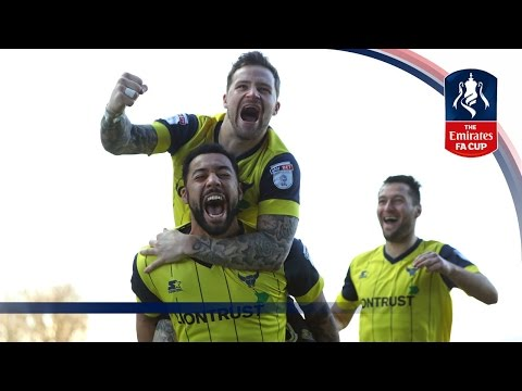 Oxford United 3-0 Newcastle United - Emirates FA Cup 2016/17 (R4) | Official Highlights
