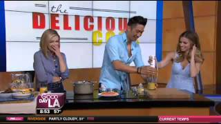 Spring Break Body Recipes with Chef Ronnie Woo