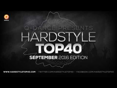 September 2016 | Q-dance presents Hardstyle Top 40