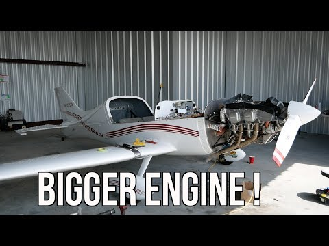Larry's 200 HP Saberwing Airplane With iPad Avionics l Experimental Aircraft
