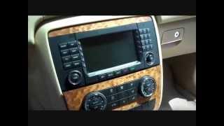 Мерседес R350 Автомобіль Стерео Видалення 2006 - 2010