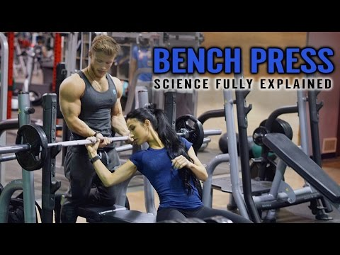 How to Use Bench Press for Growth (Science Explained)