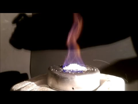 Burning Ice - Fire Ice -  Methane Hydrate