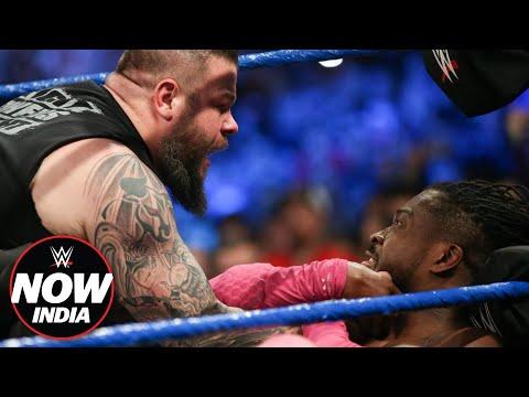 Is Kevin Owens in Kofi Kingston's head?: WWE Now India