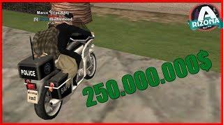 МОТОЦИКЛ ЗА 250.000.000$ В GTA SAMP / ARIZONA RP