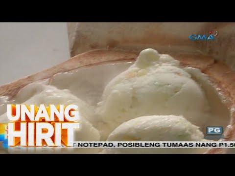 Unang Hirit: UH Summer Food Trip: Healthy Ice Cream sa San Fernando, Pampanga