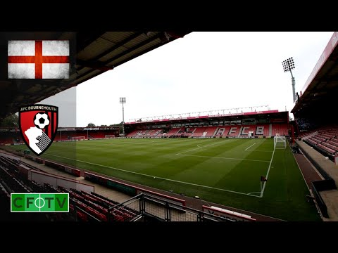 Dean Court « Vitality Stadium » A.F.C. Bournemouth