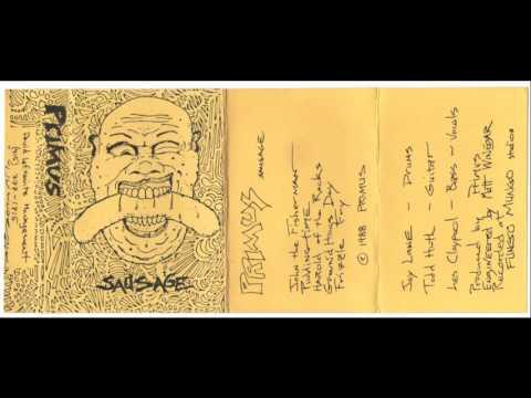 "Primus - ""Sausage"" Demo 1988 (original tape source)"