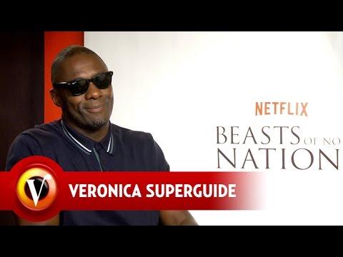 Idris Elba: 'Beasts of No Nation is een hele intense film' - Veronica Superguide