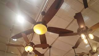 Ceiling fans at Lowes December 2019