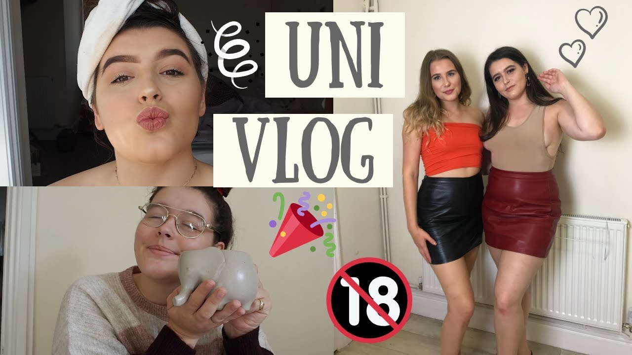 FRESHERS VLOG | First Night Out of 2nd Year & Come Shopping with Us!