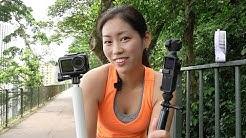 OSMO ACTION vs POCKET for Vlogging