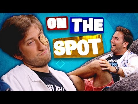 On The Spot: Ep. 30 - The Cookie Hoover | Rooster Teeth