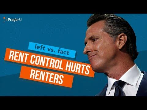 Left vs. Fact: Rent Control Hurts Renters