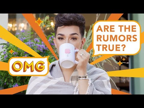 James Charles spills the tea on his glow | OLEHENRIKSEN thumbnail