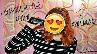 Panasonic HC-V160 Review-My new Video camera! :)