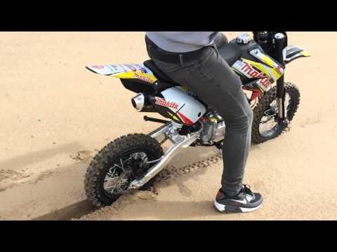 Pitbike m2r racing 140 cc