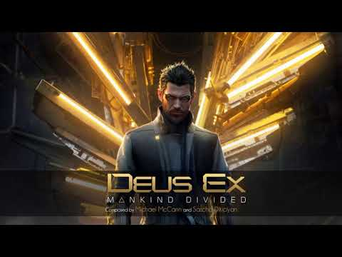 Deus Ex: Mankind Divided Soundtrack - 14 - Info Link (Ambient)