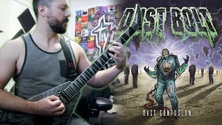 "Dust Bolt - ""Masters of War"" -- Guitar Cover with tabs"