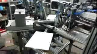 LUSSO - Banmakser  / Türkiye KLM-1520 2 COLOUR semi auto screenprinting machine.