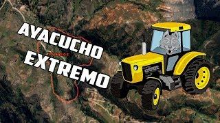 CARRETERAS PELIGROSAS DEL PERU | AYACUCHO EXTREMO | BUGA