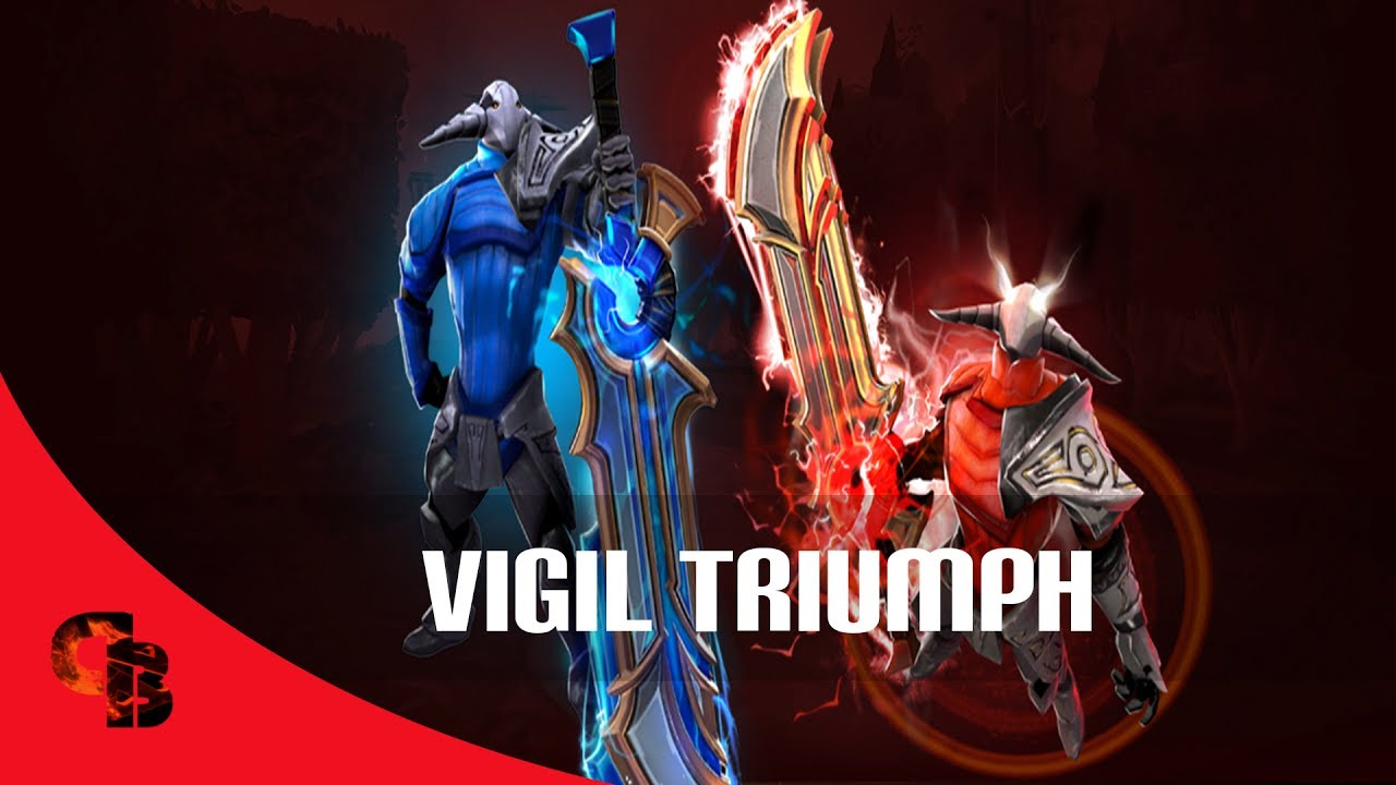 Dota 2 Immortal 14: Vigil Triumph [Immortal]