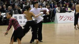 4K 2017 U-23 All Japan DanceSport Cup Latin | Final