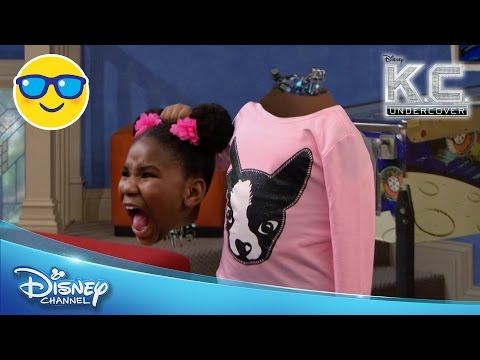 K.C. Undercover | Robot Judy | Official Disney Channel UK