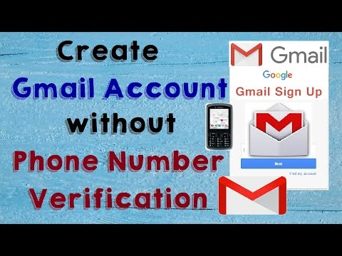 How to Create Gmail Account Without Mobile Number Verification 2017 (Without Phone Number) from YouTube · Duration:  1 minutes 58 seconds