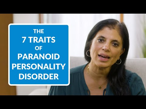 How To Spot The 7 Traits Of Paranoid Personality Disorder