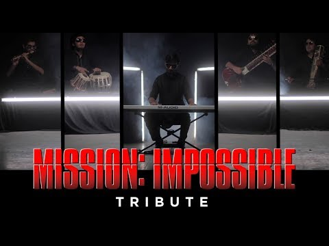 Mission Impossible (Indian Version) | Tushar Lall (TIJP)
