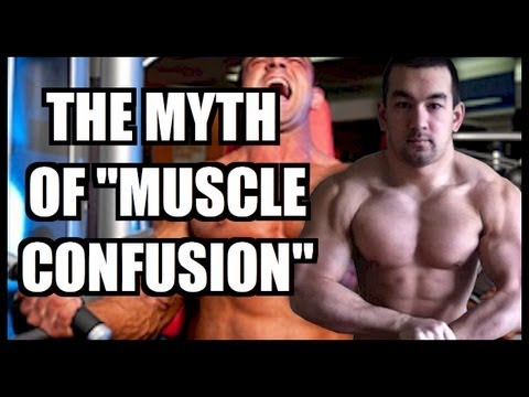 Muscle Confusion Workouts: Real Science Or A Myth?