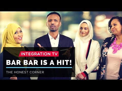 The Honest Corner: Trinidad to Somalia Bar Bar is a hit!