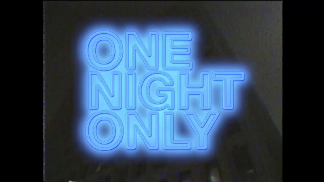 COUSIN STIZZ - ONE NIGHT ONLY