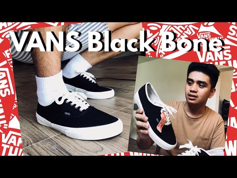 Vans Black Bone Quick Review | Lowest price!!!