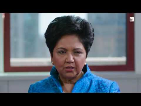 Indra Nooyi, CEO at PepsiCo