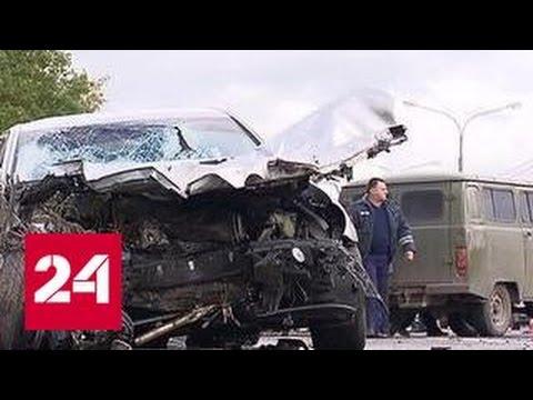 Война на дорогах: в авариях гибнут тысячи людей