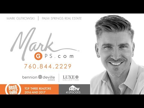 Palm Springs Real Estate | Inspection for Sierra Purchase | Mark Gutkowski